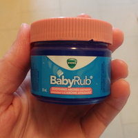 Vicks® BabyRub™ Soothing Ointment uploaded by Erin P.