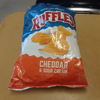 Ruffles® Potato Chips Cheddar & Sour Cream uploaded by Alexis L.