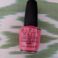 OPI That's Hot! Pink Nail Lacquer uploaded by Tania M.