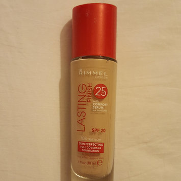 Photo of Rimmel London Lasting Finish Breathable Foundation uploaded by Gabby F.
