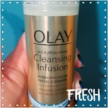 Photo of Cleansing Infusion Facial Cleanser With Deep Sea Kelp uploaded by Tabitha J.