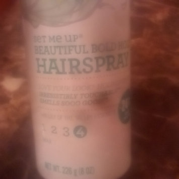Photo of Herbal Essences Set Me Up Beautiful Bold Hold Hairspray uploaded by Sara D.