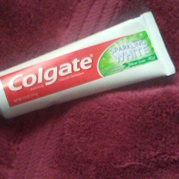 Photo of Colgate® Baking Soda SPARKLING WHITE® Toothpaste Mint Zinc Gel uploaded by Jocelyn W.