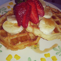 Kellogg's Eggo Thick & Fluffy Original Waffles uploaded by everlyn L.