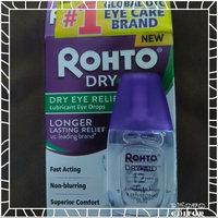 Rohto Dry-Aid Dry Eye Relief Eye Drops .34 fl oz uploaded by Adeline P.