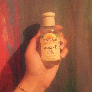 Photo of Sundown Naturals Pure Vitamin E Oil uploaded by Oumaima J.