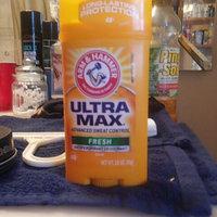 ARM & HAMMER™ ULTRAMAX™ Solid Antiperspirant Deodorant Fresh uploaded by Hannah C.