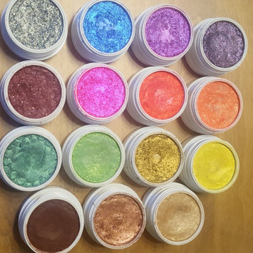 Photo of ColourPop Super Shock Eye Shadow Collection uploaded by Julie M.