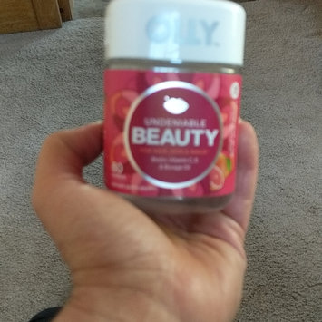 Photo of Olly Undeniable Beauty Grapefruit Glam Vitamin Gummies uploaded by Joe G.