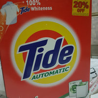 Tide Original Scent HE Turbo Clean Liquid Laundry Detergent uploaded by Jessica M.
