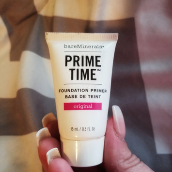 Photo of bareMinerals Prime Time® Foundation Primer uploaded by TamaraMarie T.