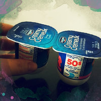 Dannon® Creamy Strawberry Lowfat Yogurt uploaded by Aida E.