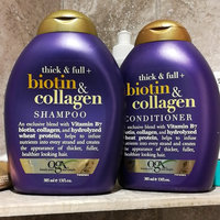 OGX® Biotin & Collagen Shampoo uploaded by Dalila C.
