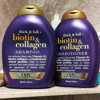 OGX® Biotin & Collagen Conditioner uploaded by Dalila C.
