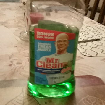 Photo of Mr Clean with Gain Original Fresh Scent Multi Surface Liquid 40 Fl Oz uploaded by Ramonita R.