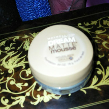 Photo of Maybelline Dream Matte® Mousse Foundation uploaded by Madeline A.