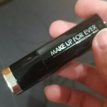Photo of MAKE UP FOR EVER Rouge Artist Natural Moisturizing Soft Shine Lipstick uploaded by Cristal O.