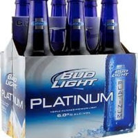 Bud Light Platinum Beer uploaded by dana% L.