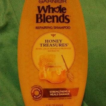 Photo of Garnier Whole Blends  Honey Treasures Repairing Shampoo uploaded by julie G.