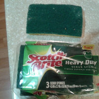 Scotch-brite Heavy-Duty Scrub Sponge uploaded by Michelle L.