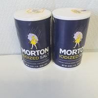 Morton Iodized Salt uploaded by Mary O.