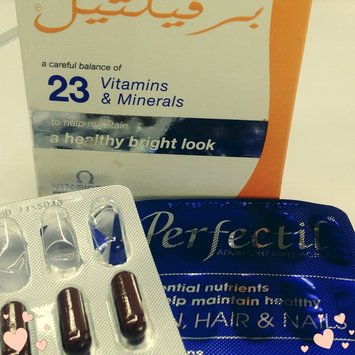 Photo of Perfectil Triple Active Beauty Nutrition Tablets uploaded by Deda Z.