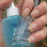 Sally Hansen® Advanced Hard As Nails Strengthening Top Coat™ uploaded by Jessica L.