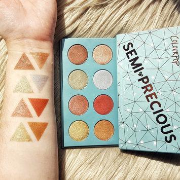 Photo of ColourPop Semi Precious Shadow Palette uploaded by Marissa K.