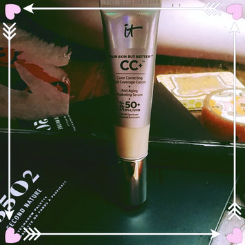 Photo of IT Cosmetics® Your Skin But Better™ CC+™ Cream with SPF 50+ uploaded by Mariah G.