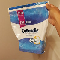 Cottonelle® FreshCare® Flushable Cleansing Cloths uploaded by Dalila C.