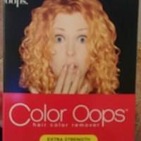 Color Oops Hair Color Remover uploaded by Adrianna H.