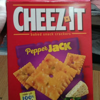 Cheez-It® Pepper Jack Crackers uploaded by Jennifer M.