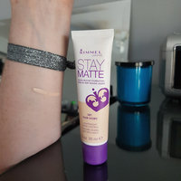 Rimmel London Stay Matte Liquid Mousse Foundation uploaded by Em[ily] S.