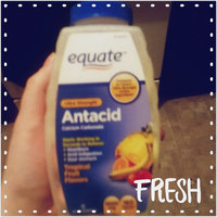 Equate: Value Size Ultra Strength Tropical Fruit Flavors Antacid Tablets, 160 ct uploaded by Destiny O.