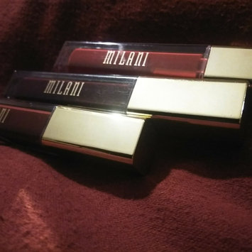 Photo of Milani Matte Metallic Lip Creme uploaded by Valentina C.
