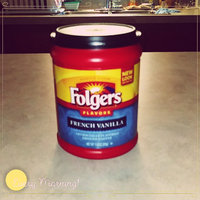 Folger's Flavors Ground Coffee French Vanilla uploaded by Allison D.