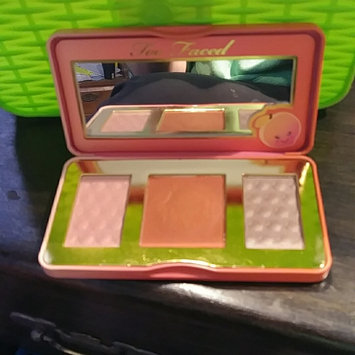 Photo of Too Faced Sweet Peach Glow Infused Highlighting Palette uploaded by Melissa G.