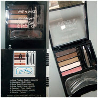 wet n wild Ultimate Brow Universal Stencil Kit uploaded by Adriana R.