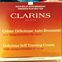 Clarins Delicious Self Tanning Cream uploaded by WYQ Q.