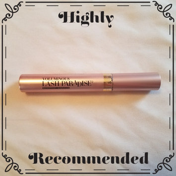 Photo of L'Oréal Paris Voluminous® Lash Paradise Waterproof Mascara uploaded by Stephanie C.
