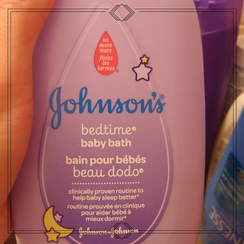 Photo of Johnson's® Bedtime Baby Bath uploaded by Erin P.