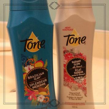 Photo of Tone® Brazilian Glam™ Brazil Nut Oil & Maracuja Nourishing Body Wash 16 fl. oz. Bottle uploaded by Erin P.