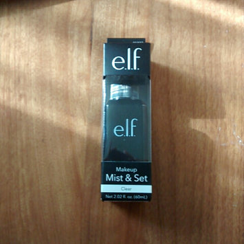 Photo of e.l.f. Studio Makeup Mist uploaded by Christa D.