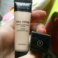 MAKE UP FOR EVER Full Cover Extreme Camouflage Cream uploaded by Marta N.