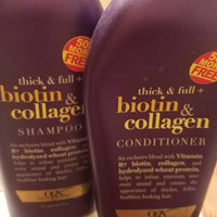 OGX® Biotin & Collagen Shampoo uploaded by member-b7961