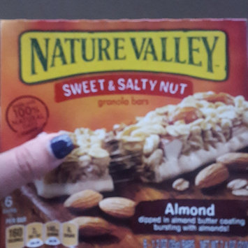 Photo of Nature Valley™ Almond Sweet & Salty Nut Granola Bars uploaded by vanessa c.