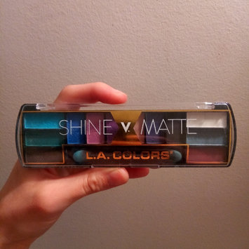 Photo of L.A. Colors Day to Night 12 Color Eyeshadow uploaded by Tania E.