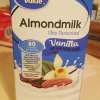 Great Value Vanilla Almond Milk uploaded by Semaria S.