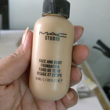 Photo of M.A.C Cosmetic Studio Face And Body Foundation uploaded by Pooja M.
