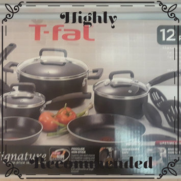 Photo of T-Fal Signature Non-Stick Cookware 12Pc Set uploaded by Stephanie M.